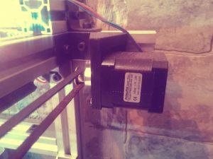استپ موتور پرینت سه بعدی