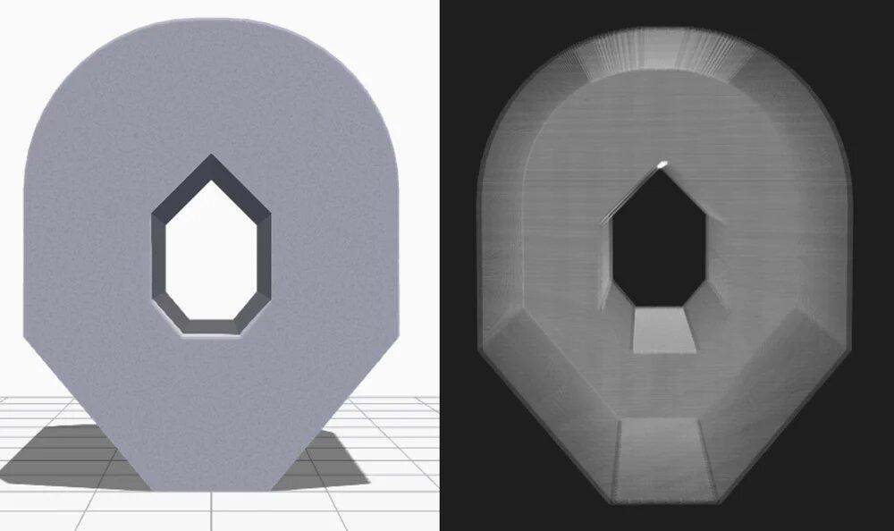 راهنمای ساپورت های در پرینت سه بعدی
